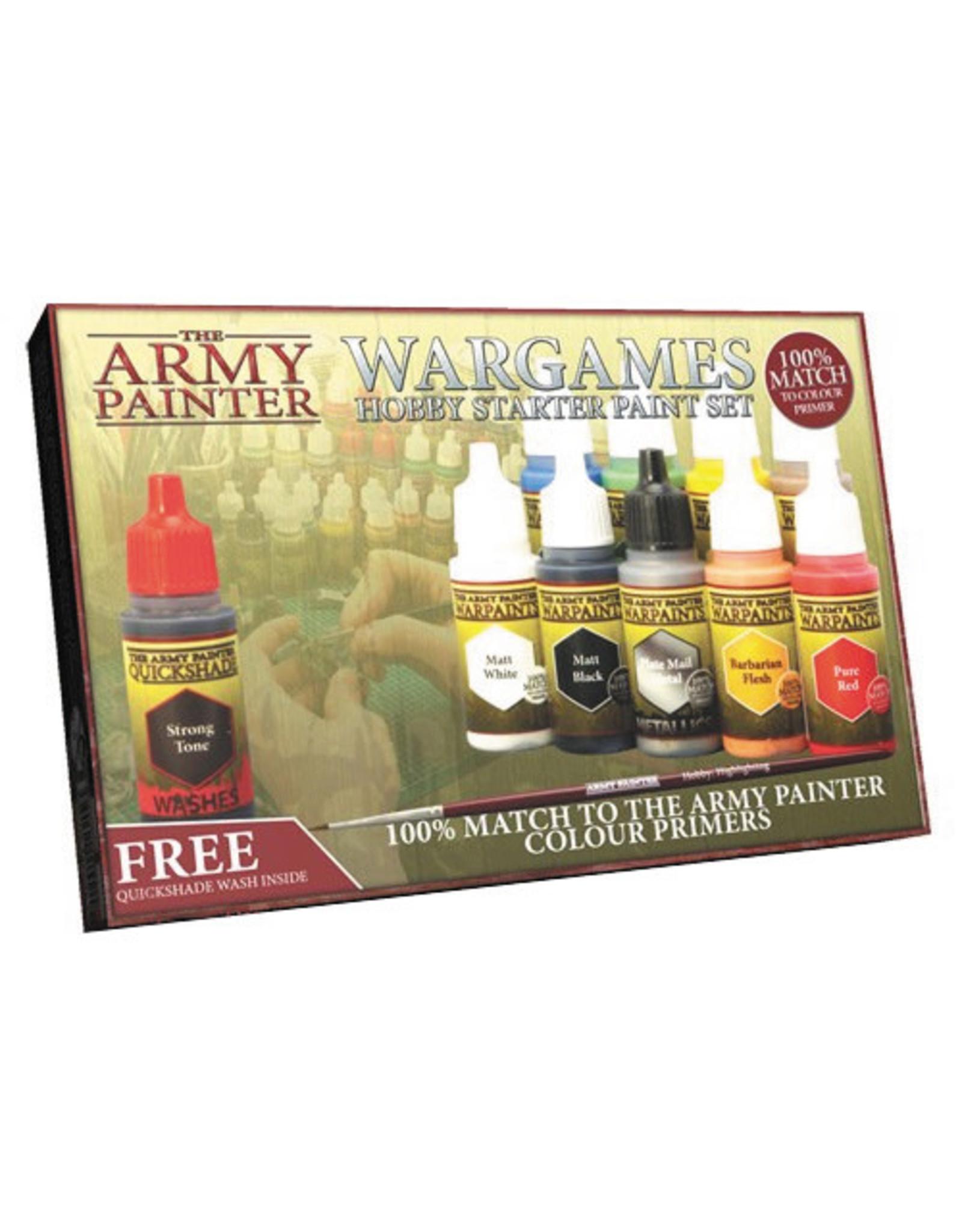 Army Painter Army Painter - Warpaints Starter Set