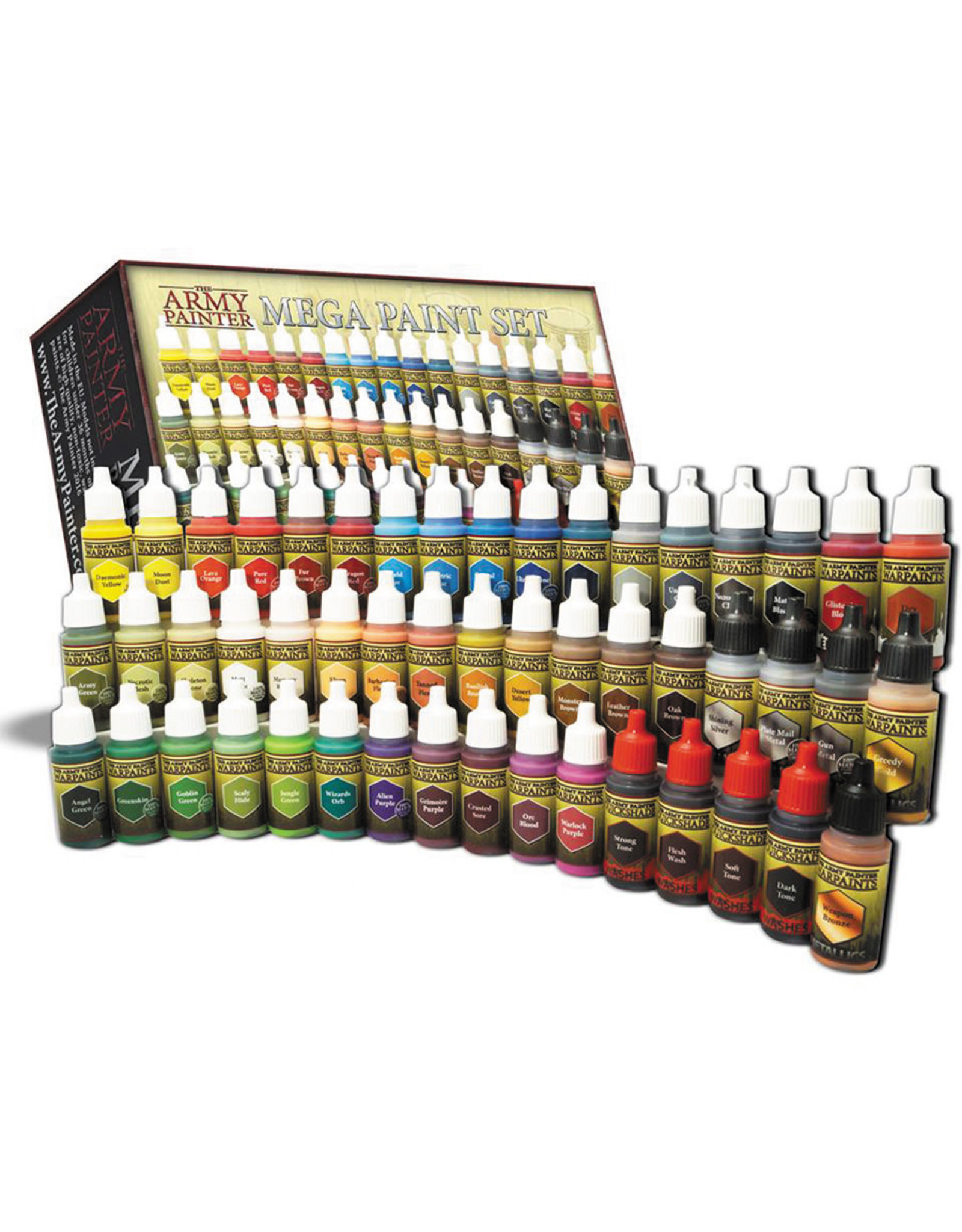 Army Painter Army Painter - Mega Paint Set
