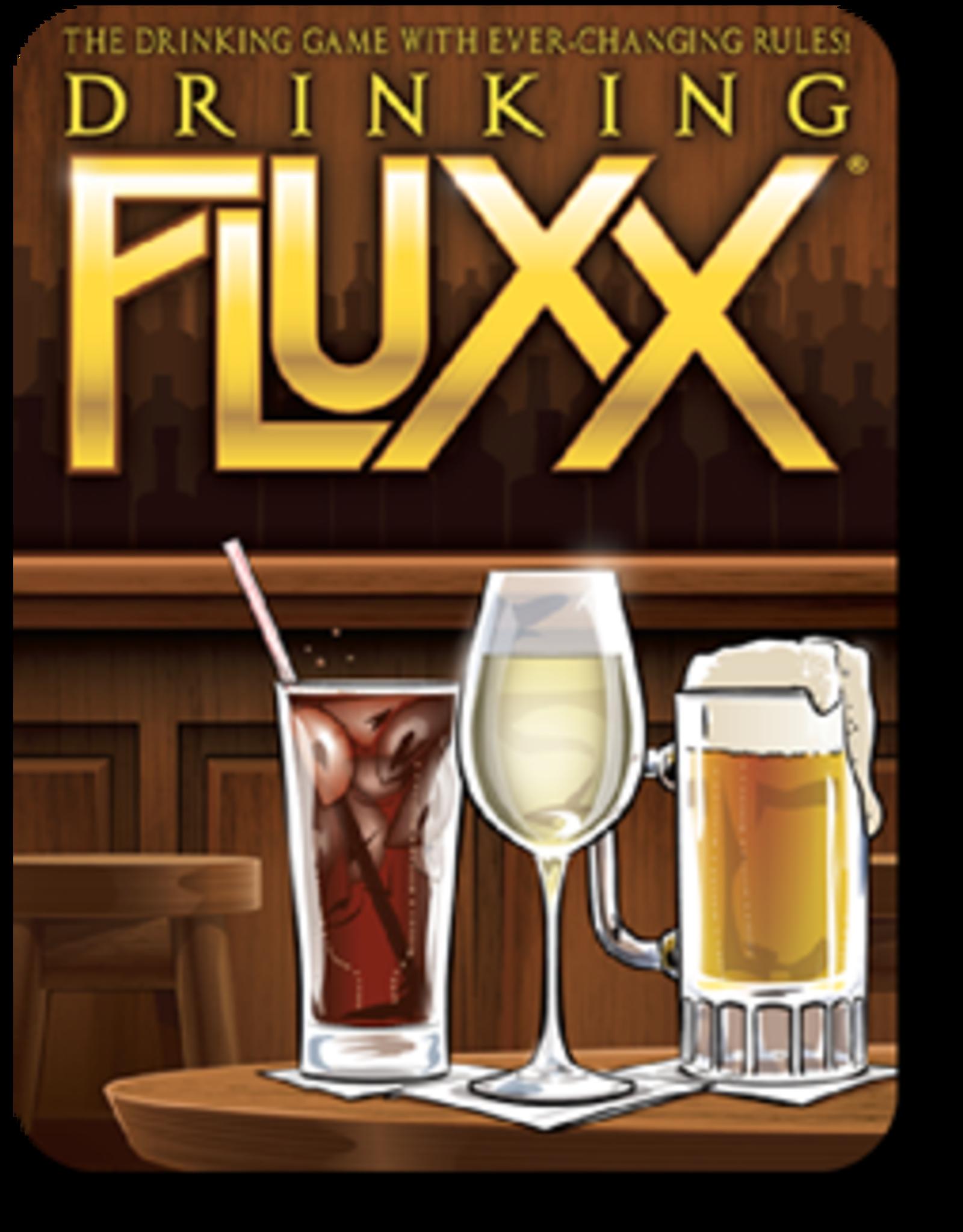 Looney Labs Fluxx - Drinking