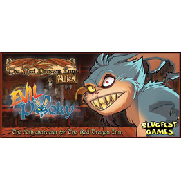 Slugfest Games Red Dragon Inn Allies Evil Pooky