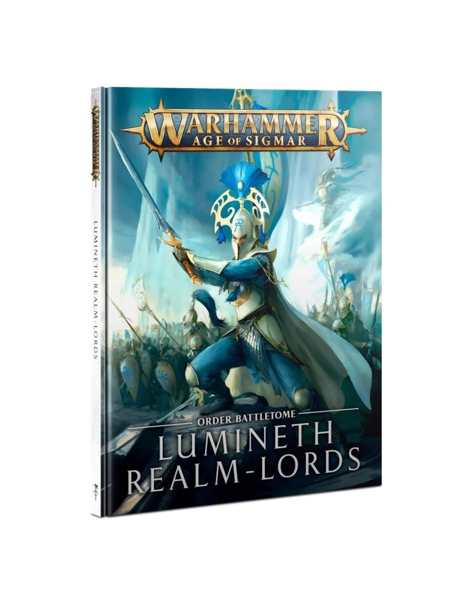 Warhammer AoS WHAoS Battletome - Lumineth Realm-Lords