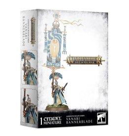 Warhammer AoS WHAoS Lumineth: Vanari Bannerblades