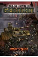 Battlefront Miniatures Bagration: German