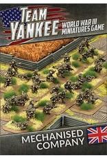 Team Yankee Team Yankee: Mechanised Company
