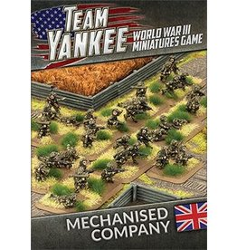 Team Yankee Mechanised Company