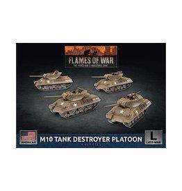 Battlefront Miniatures M10 3 inch Tank Destroyer Platoon