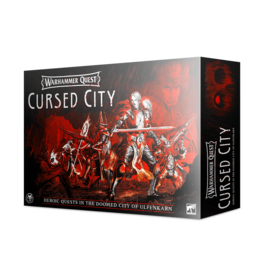 Games Workshop Warhammer Quest: Cursed City