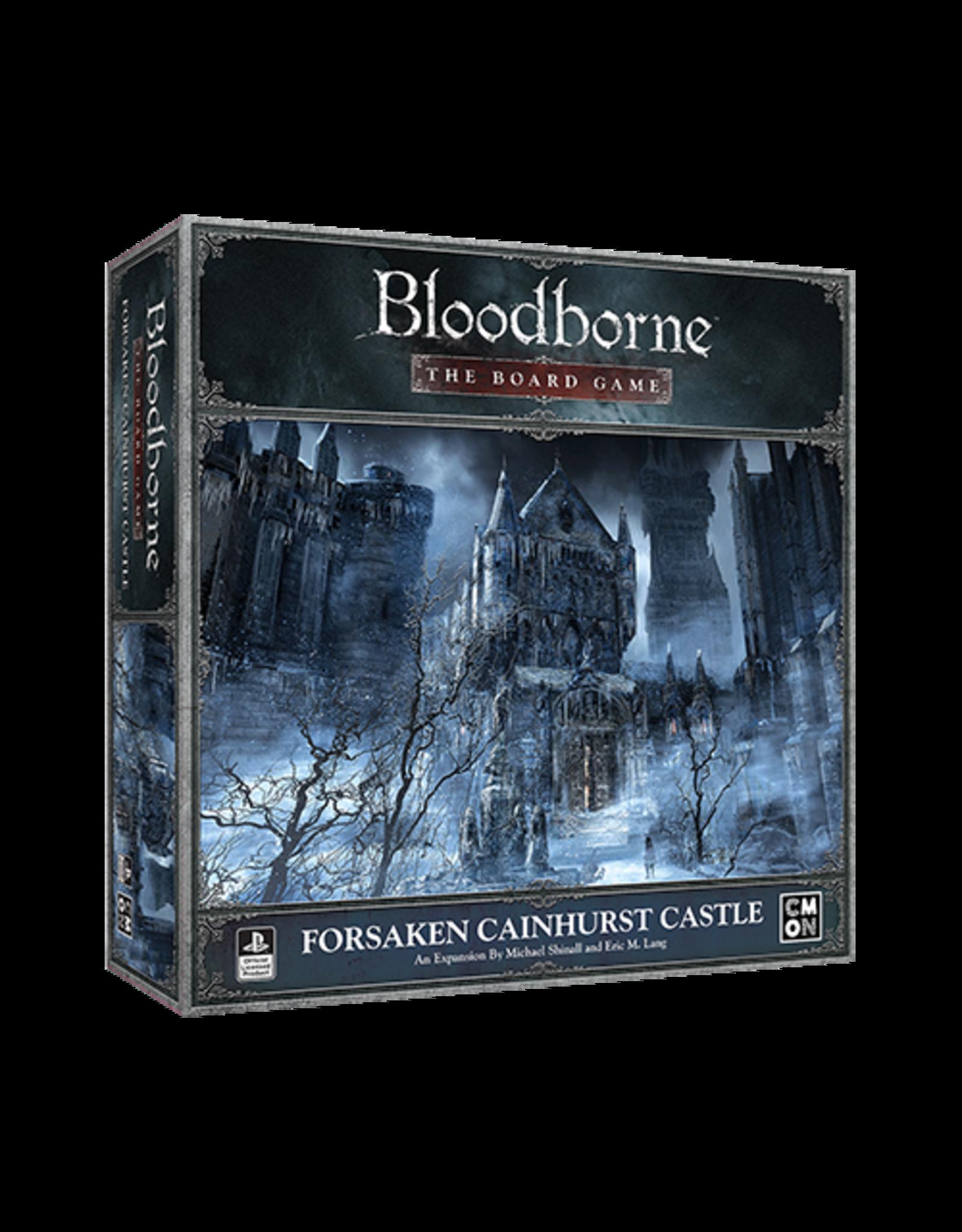 CMON Bloodborne: Forsaken Cainhurst Castle Expansion