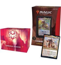 Wizards of the Coast MtG Strixhaven Commander Lorehold Legacies