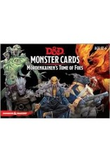 Wizards of the Coast D&D Monster Cards: Mordenkainen's Tome of Foes