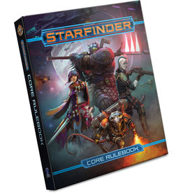Paizo Starfinder - Core Rulebook