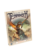 Fantasy Flight Games Genesys RPG: Realms of Terrinoth HC