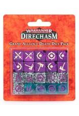 Warhammer AoS Warhammer Underworlds Direchasm: Grand Alliance Death Dice