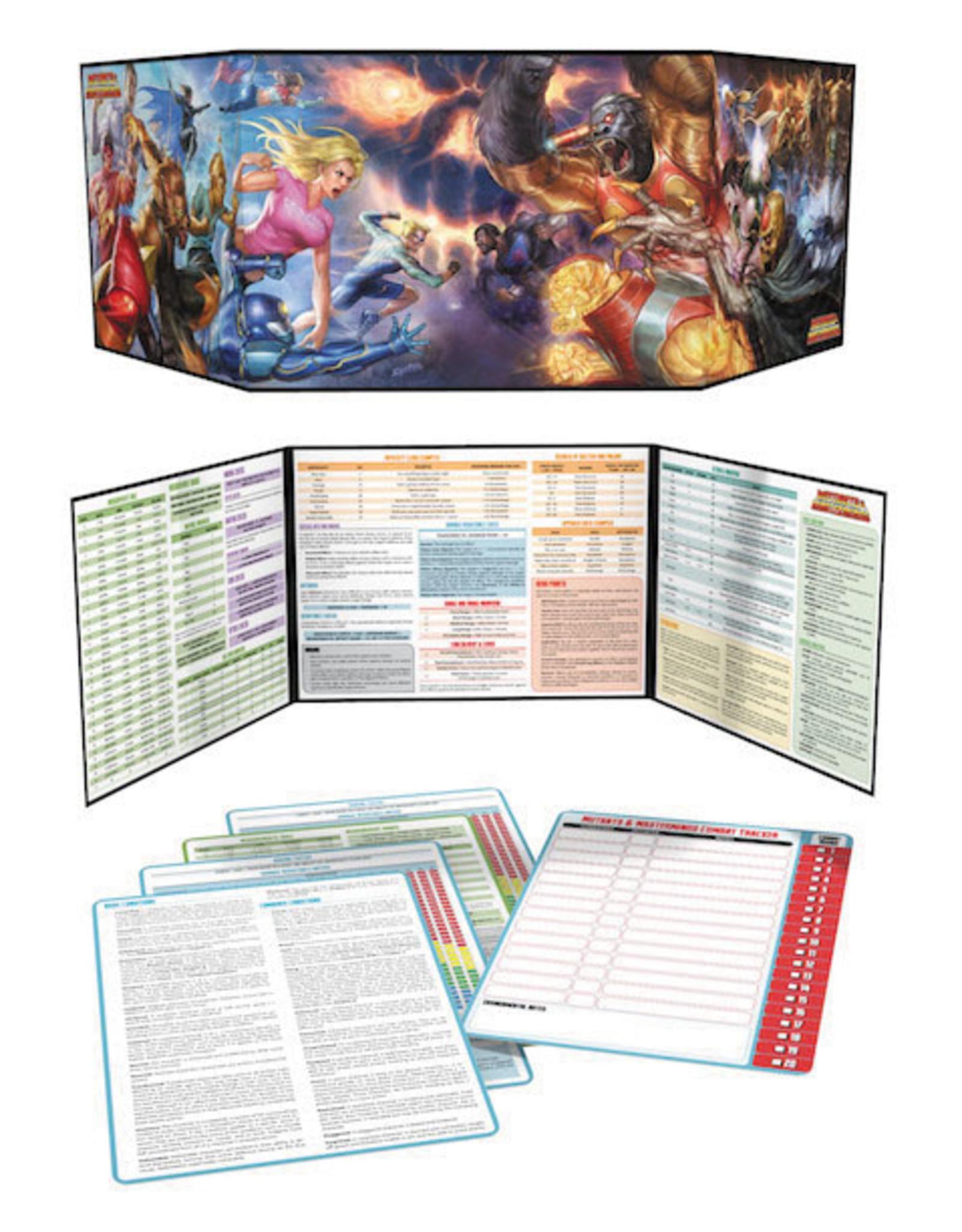 Mutants and Masterminds: Gamemaster Kits