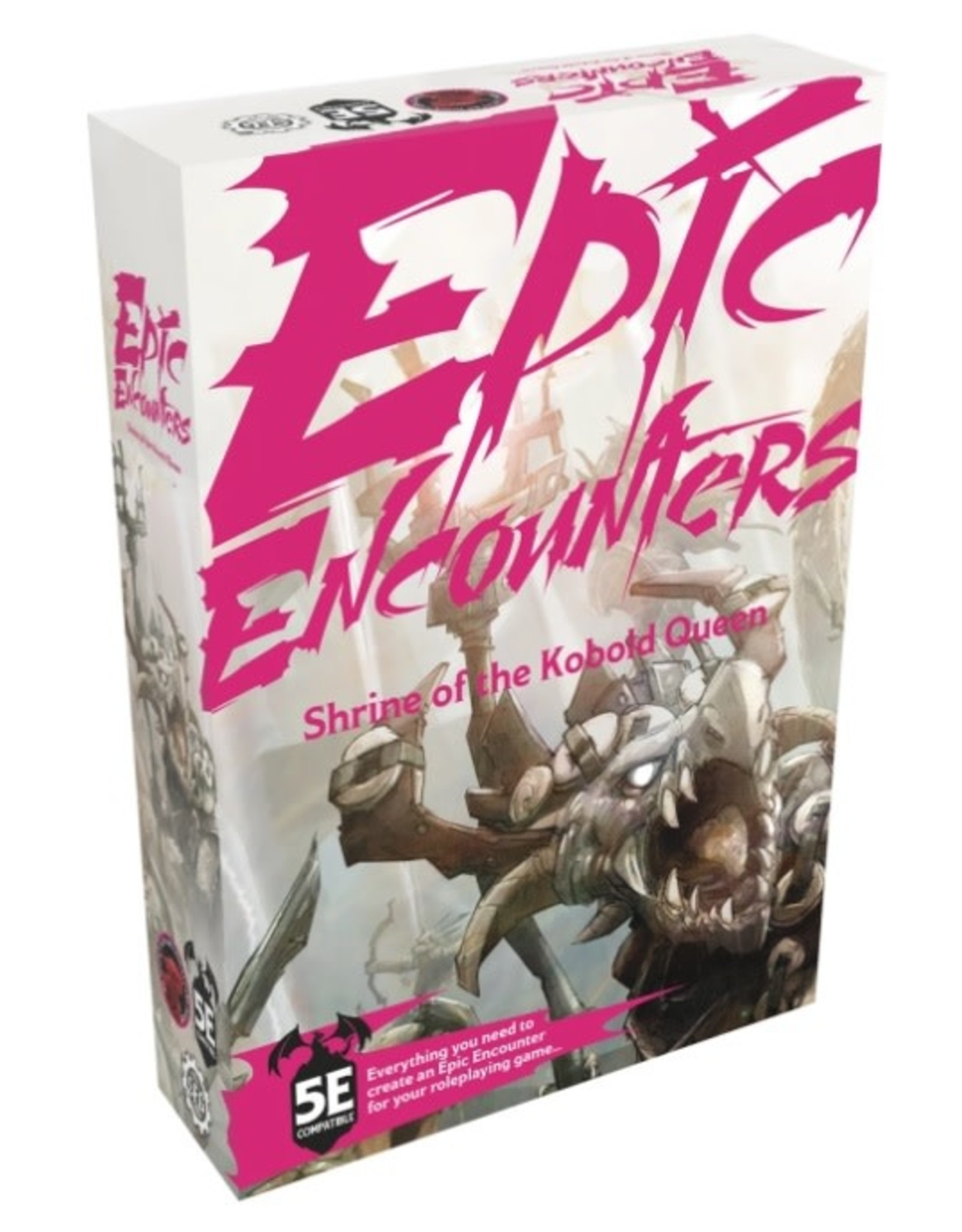 Steam Forged Games Epic Encounters: Shrine of the Kobold Queen