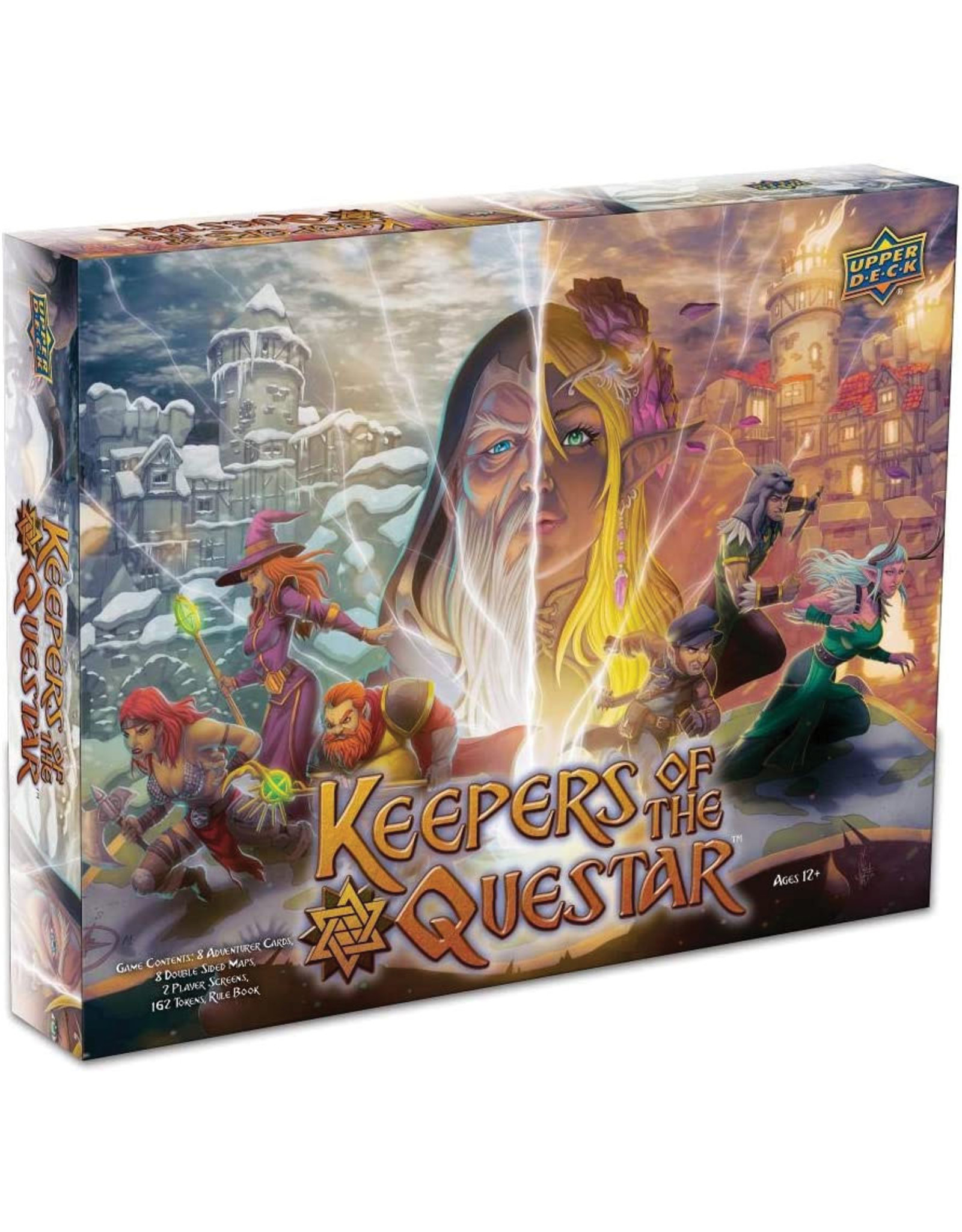 Upper Deck Keepers of the Questar
