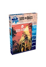 Renegade Game Studios Kids on Bikes RPG: Puzzle
