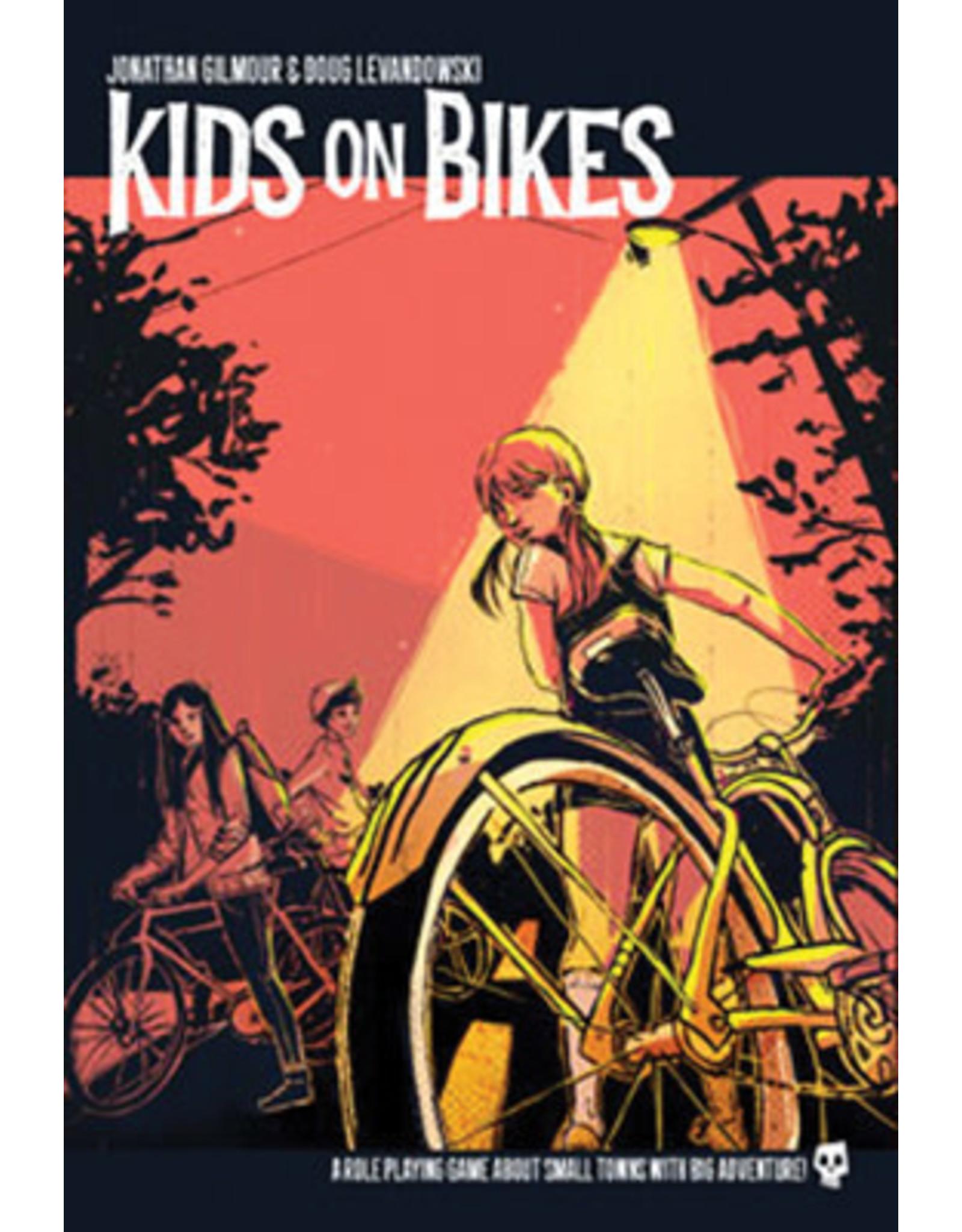 Renegade Game Studios Kids on Bikes