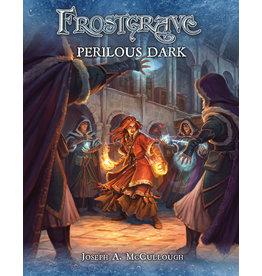 Osprey Games Frostgrave: Perilous Dark