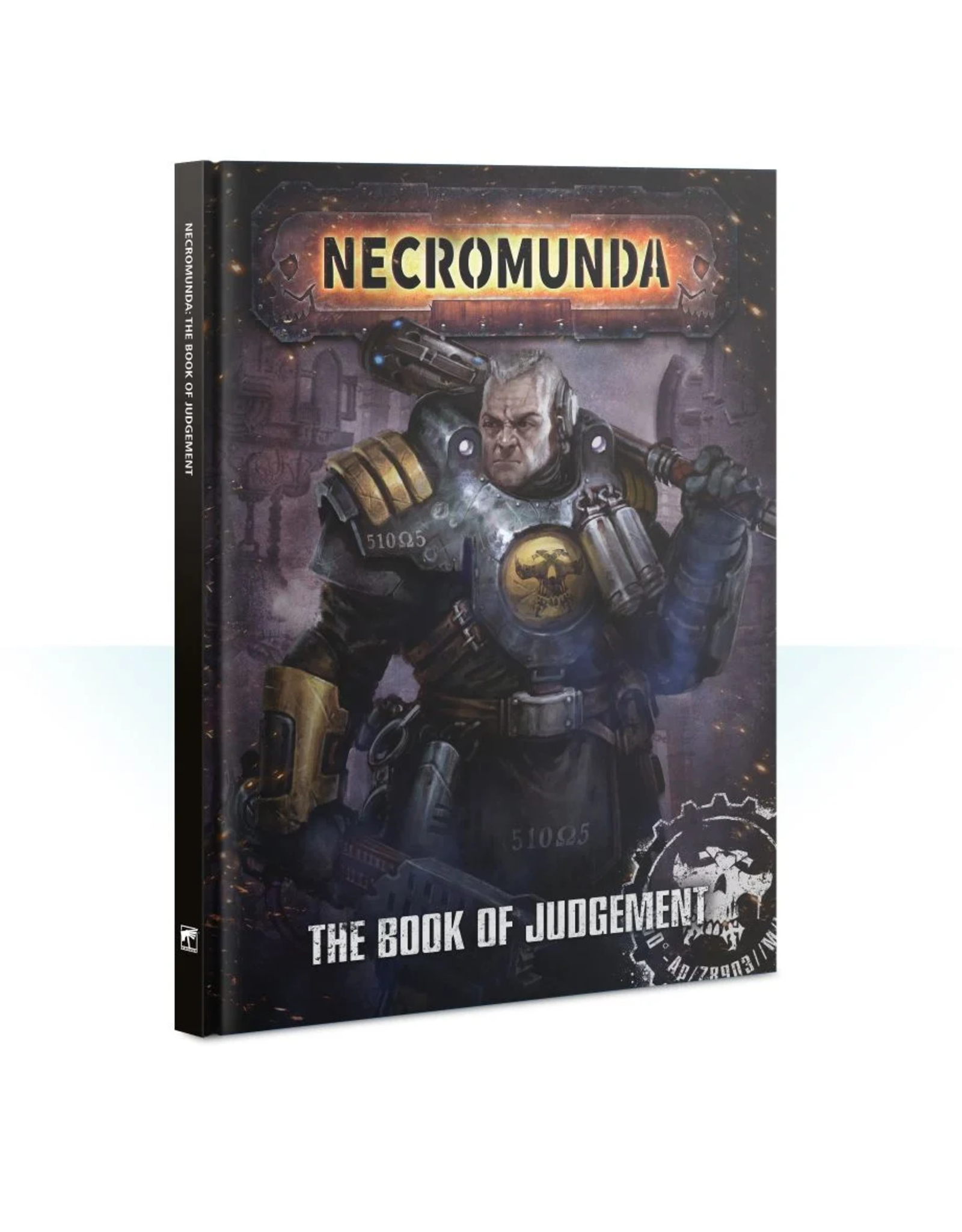 Games Workshop Necromunda: The Book of Judgement