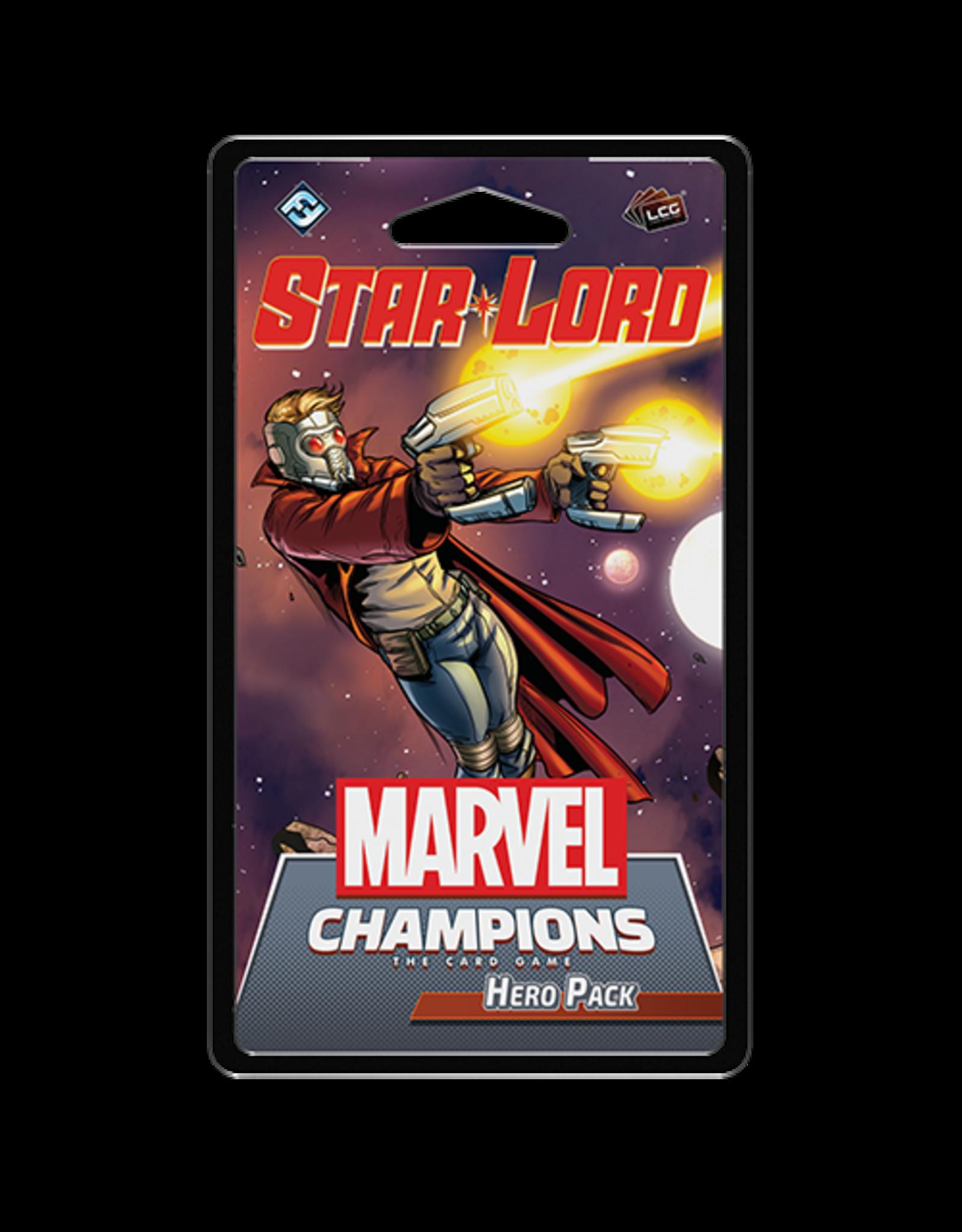 Fantasy Flight Games Marvel Champions LCG - Star-Lord