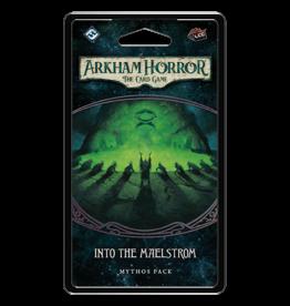 Fantasy Flight Games Arkham Horror LCG Into the Maelstrom Mythos Pack