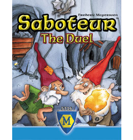 Amigo Saboteur: The Duel