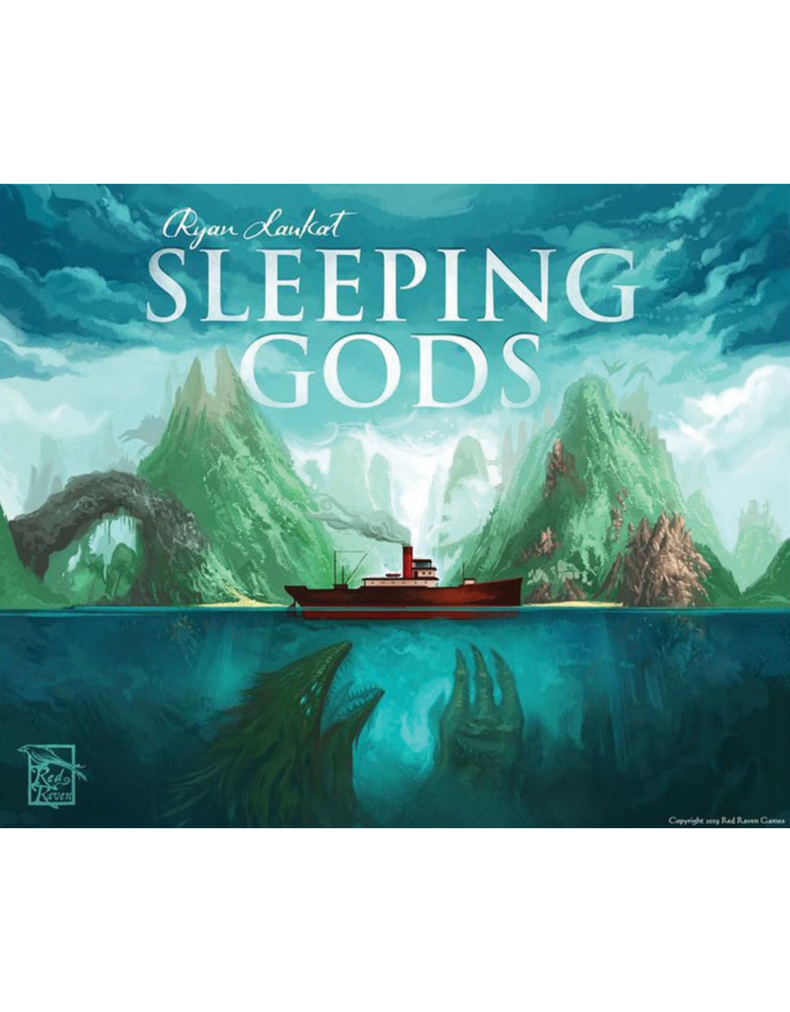 Red Raven Games Sleeping Gods