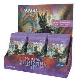 Wizards of the Coast MtG Modern Horizon 2 Set Booster Box
