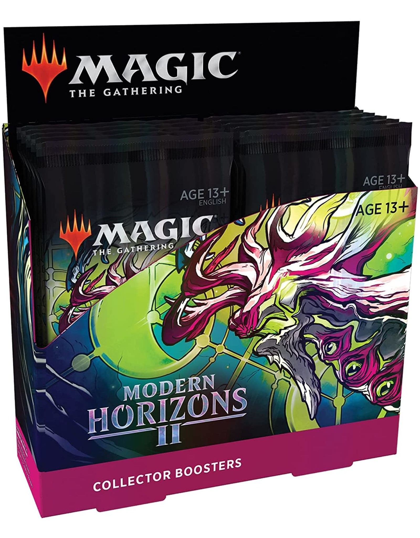 Wizards of the Coast MtG Modern Horizon 2 Collector Booster Box