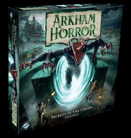 Fantasy Flight Games Arkham Horror: Secrets of the Order