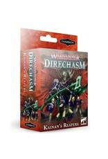 Games Workshop Warhammer Underworlds: Direchasm - Kainan's Reapers