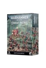 Warhammer 40K WH40K:  Adeptus Mechanicus Combat Patrol