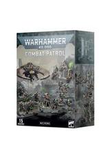 Warhammer 40K WH40K:  Necrons Combat Patrol