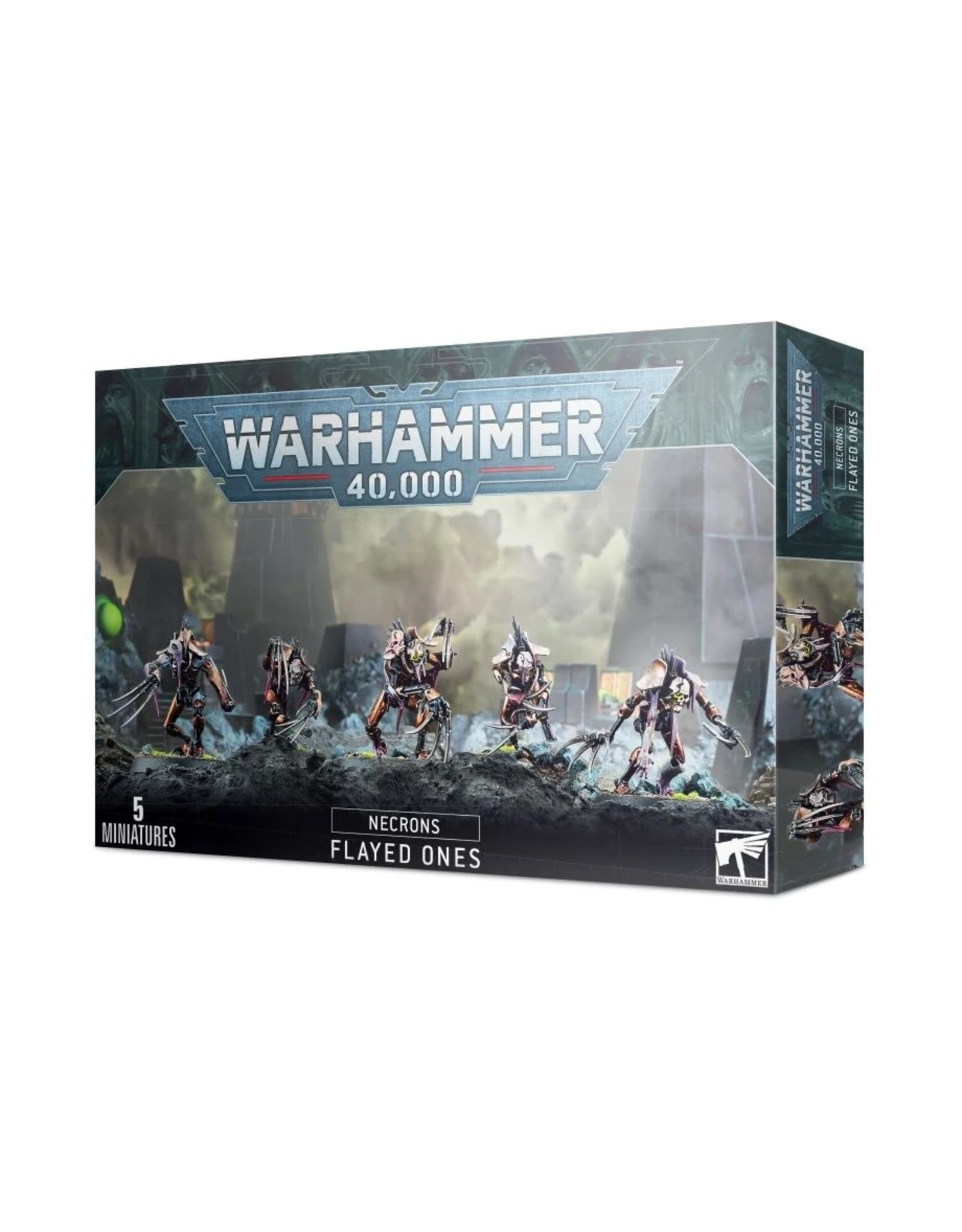 Warhammer 40K WH40K: Flayed Ones