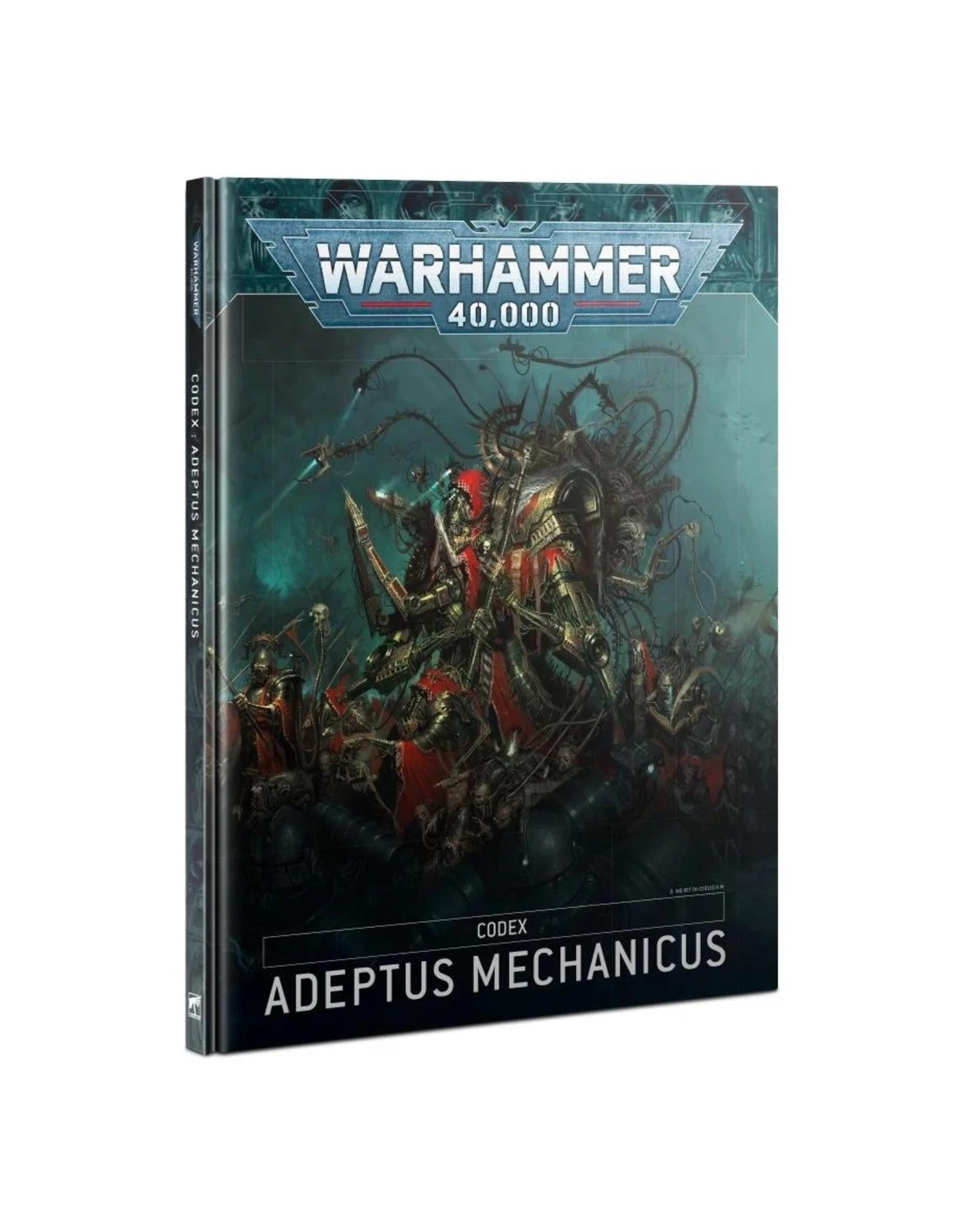 Games Workshop WH40k Codex: Adeptus Mechanicus 9th