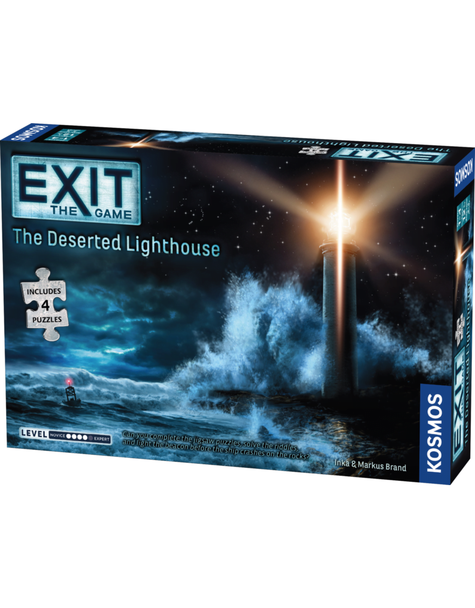 Kosmos Exit: the Deserted Lighthouse