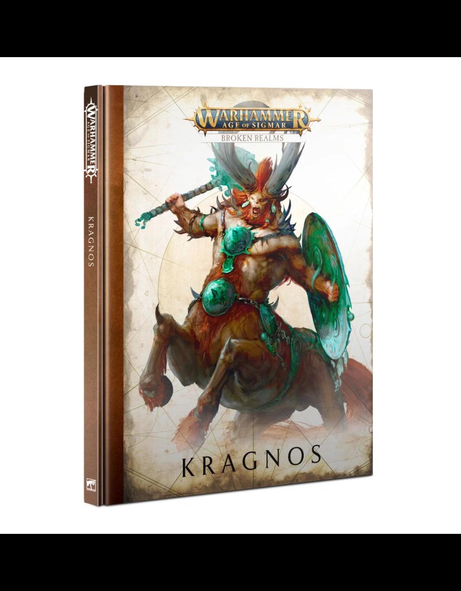 Games Workshop WHAoS Broken Realms: Kragnos