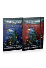 Games Workshop WH40k Chapter Approved: Grand Tournament 2021 Mission Pack