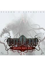 CMON Cthulhu: Death May Die Season 2