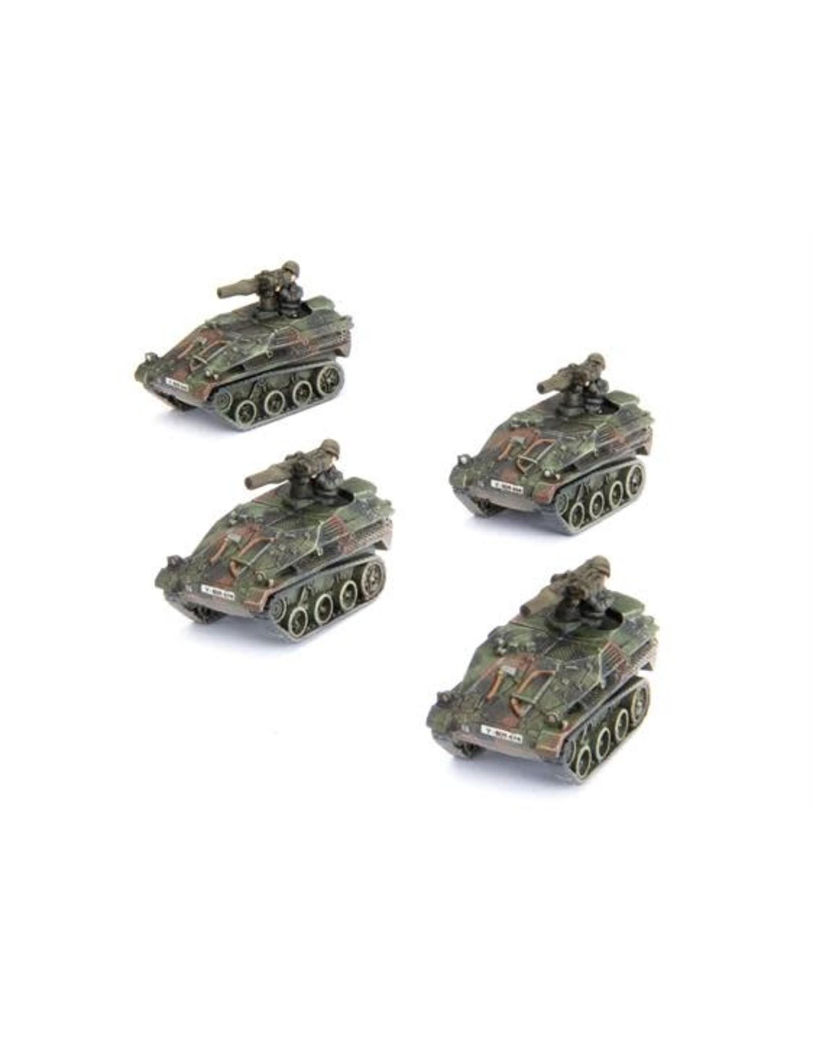 Team Yankee Team Yankee: Wiesel TOW Panzerabwehr Zug