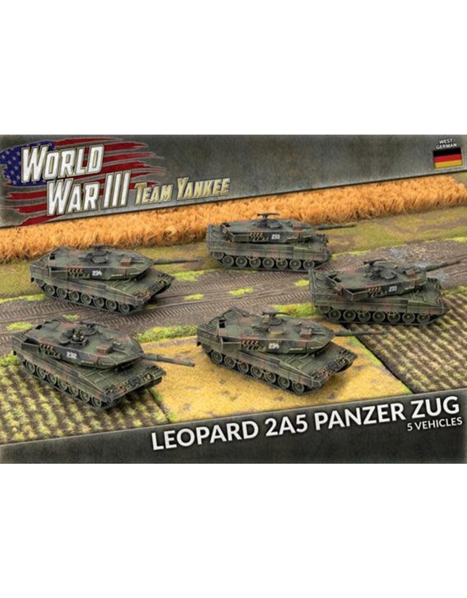 Team Yankee Team Yankee: Leopard 2A5 Panzer Zug