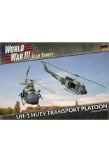 Team Yankee Team Yankee: UH-1 Huey Transport Platoon