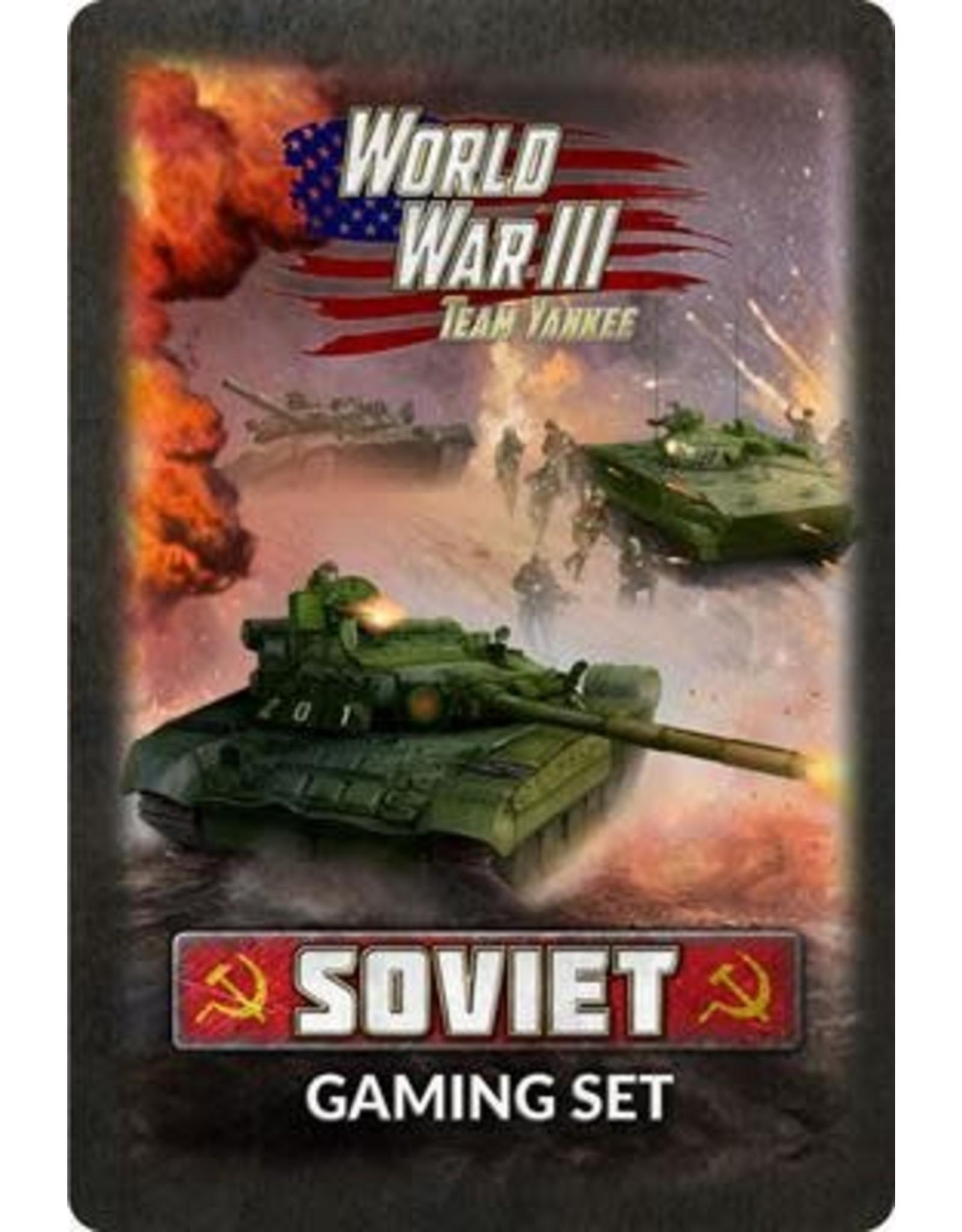 Team Yankee Team Yankee: Soviet Gaming Set