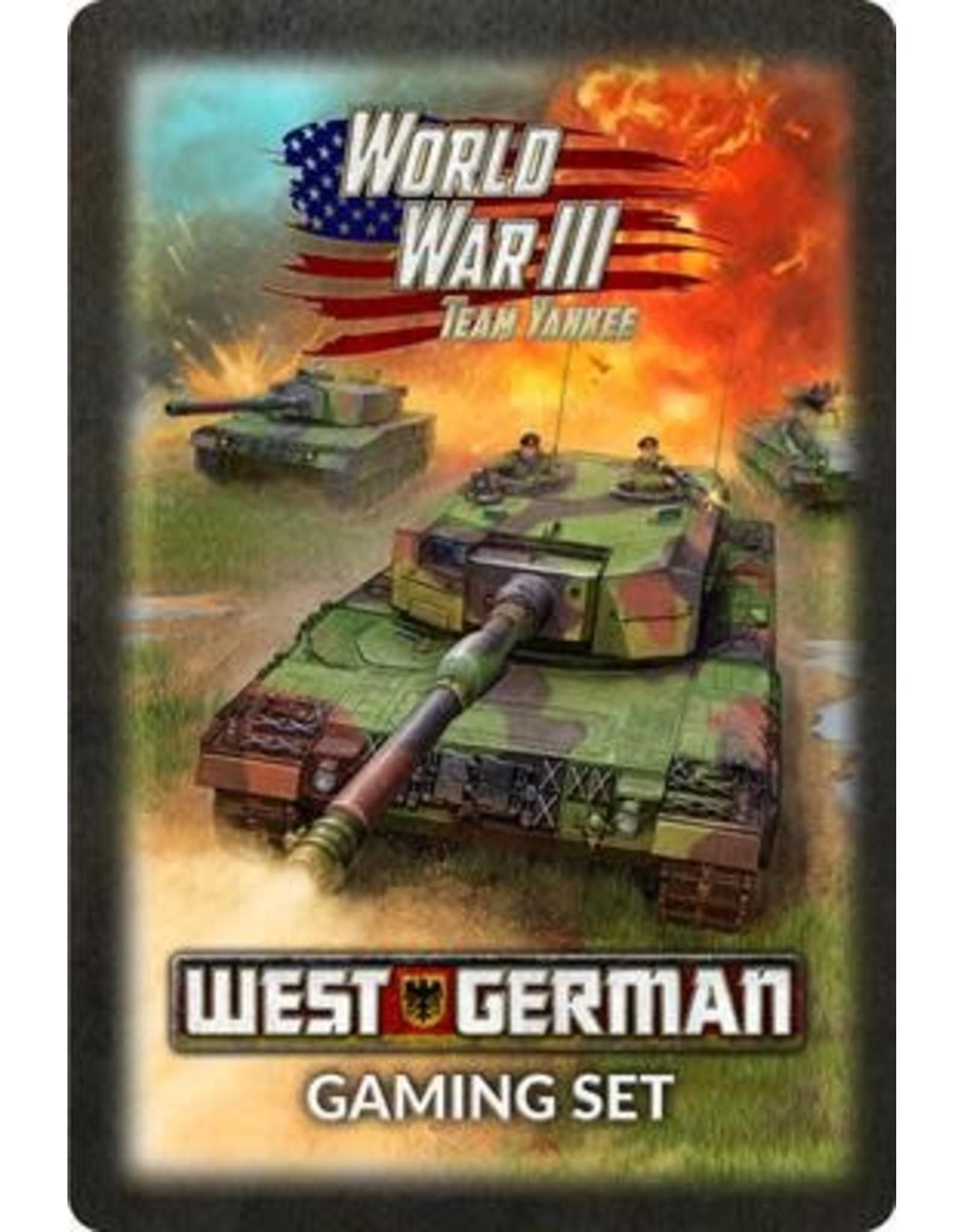 Team Yankee Team Yankee: West German Gaming Set
