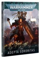 Warhammer 40K WH40K Codex - Adepta Sororitas 9th