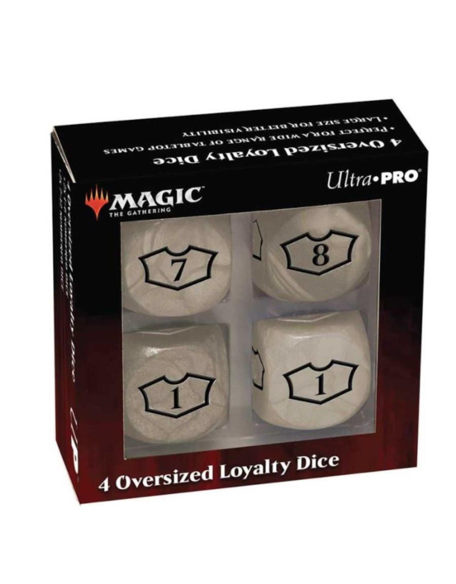 Ultra Pro UP Loyalty Dice MTG Plains 22MM