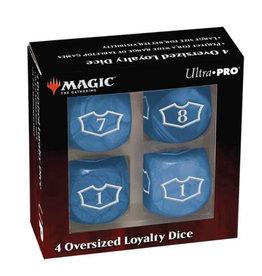 Ultra Pro UP Loyalty Dice MTG Island 22MM