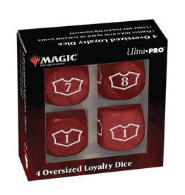 Ultra Pro UP Loyalty Dice MTG Mountain 22MM