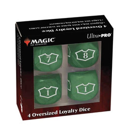Ultra Pro UP Loyalty Dice MTG Forest 22MM